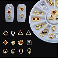 abordables -1 pcs Bijoux pour ongles Multi Fonction Créatif Manucure Manucure pédicure Noël / Quotidien Mode