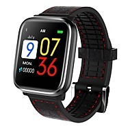 お買い得  -BoZhuo FQ58 男女兼用 スマートブレスレット Android iOS ブルートゥース スポーツ 防水 心拍計 血圧測定 タッチスクリーン 歩数計 着信通知 睡眠サイクル計測器 座りがちなリマインダー 端末検索 / 目覚まし時計
