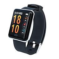 billige -Smart Armbånd Indear-K66 for Android iOS Bluetooth Sport Vandtæt Pulsmåler Blodtryksmåling Touch-skærm Skridtæller Samtalepåmindelse Aktivitetstracker Sleeptracker