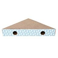 abordables -Planche à gratter Compatible avec animaux de compagnie Papier carton Pour Chats
