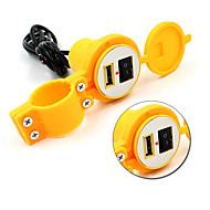 お買い得  -LOSSMANN 車載充電器 USB充電器 USB ケーブル付き / 標準 USBポート×1 1.5 A DC 12V のために ユニバーサル