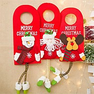 abordables -Décorations de vacances Décorations de Noël Décorations de Noël Décorative 1pc