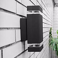 billige -1pc 8 W LED-projektører Vandtæt Varm hvid / Kold hvid 85-265 V Udendørsbelysning 8 LED Perler