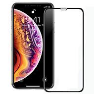 Недорогие Защитные плёнки для экрана iPhone-ASLING Защитная плёнка для экрана для Apple iPhone XS / iPhone XR / iPhone XS Max Закаленное стекло 1 ед. Защитная пленка на всё устройство Уровень защиты 9H / 2.5D