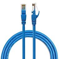 お買い得  -YONGWEI カテゴリー 6e UTP ケーブル, カテゴリー 6e UTP に カテゴリー 6e UTP ケーブル オス―オス 5.0メートル(16フィート) 1.0 Gbpsの