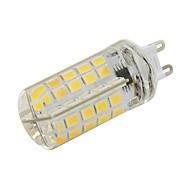 お買い得  LED コーン型電球-1個 5 W 480 lm G9 LEDコーン型電球 T 80 LEDビーズ SMD 5730 装飾用 温白色 / クールホワイト 110-120 V