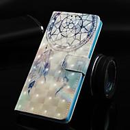 preiswerte Handyhüllen-Hülle Für Huawei Huawei Honor 8X / Huawei Honor 8X Max Geldbeutel / Kreditkartenfächer / mit Halterung Ganzkörper-Gehäuse Traumfänger Hart PU-Leder für Huawei Note 10 / Huawei Honor 10 / Huawei Honor