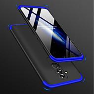 お買い得  携帯電話ケース-ケース 用途 Huawei Huawei Mate 20 Lite 耐衝撃 / 超薄型 / つや消し フルボディーケース ソリッド ハード PC のために Mate 10 / Mate 10 pro / Mate 10 lite