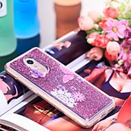preiswerte Handyhüllen-Hülle Für Xiaomi Redmi 5 Stoßresistent / Glänzender Schein Rückseite Schmetterling / Glänzender Schein Weich TPU für Xiaomi Redmi 5