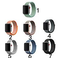 billige -Urrem for Apple Watch Series 4/3/2/1 Apple Klassisk spænde Nylon Håndledsrem