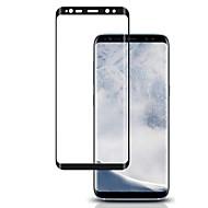 billige -cooho galaxy s9 s9 plus skærmbeskytter 3d buet glas, [sag venlig] [boble fri] ultra tynd HD klar 9h hårdhed anti-ridse krystalklar skærmbeskytter til Samsung Galaxy s9 s9 +