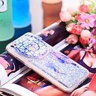 お買い得  携帯電話ケース-ケース 用途 Xiaomi Redmi Note 5A 耐衝撃 / キラキラ仕上げ バックカバー ドリームキャッチャー / キラキラ仕上げ ソフト TPU のために Redmi Note 5A
