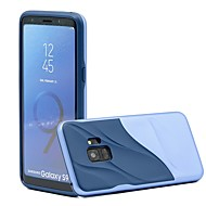 Недорогие Чехлы и кейсы для Galaxy Note 8-Cooho Кейс для Назначение SSamsung Galaxy Note 8 Защита от удара / Защита от пыли / Защита от влаги Кейс на заднюю панель Полосы / волосы Мягкий ТПУ для Note 8