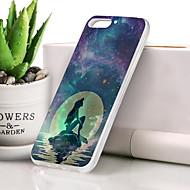 preiswerte Handyhüllen-Hülle Für Huawei Honor 7A Ultra dünn / Muster Rückseite Sexy Lady Weich TPU für Honor 7A