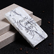 Недорогие Чехлы и кейсы для Galaxy J7(2016)-Кейс для Назначение SSamsung Galaxy J6 / J4 Кошелек / Бумажник для карт / со стендом Чехол Мрамор Твердый Кожа PU для J7 (2017) / J7 (2016) / J6 (2018)