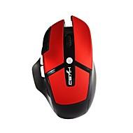 baratos -OEM 2.4G sem fio Mouse para Jogos / Mouse de Escritório A875 6 pcs chaves Luz LED 6 níveis de DPI ajustáveis 4 teclas programáveis 2400 dpi