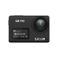 cheap -SJCAM SJ8 Pro 4000 x 3000 Pixel WiFi / Water-Repellent / Motion Detection 30fps 8x ±2EV ≤3 inch 12 MP 128 GB H.265 / H.264 English / French / German Single Shot / Burst Mode / Time-lapse 30 m