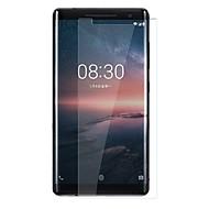 お買い得  スクリーンプロテクター-スクリーンプロテクター のために Nokia 8 Sirocco 強化ガラス 1枚 スクリーンプロテクター 硬度9H / 傷防止