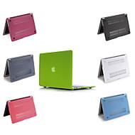 "baratos -Capa para MacBook Sólido PVC para MacBook Pro 13 Polegadas com Retina Display / MacBook Air 13 Polegadas / New MacBook Air 13"" 2018"