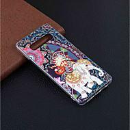 tanie -Kılıf Na Samsung Galaxy Galaxy S10 Plus / Galaxy S10 Lite Wzór Osłona tylna Słoń Miękka TPU na S9 / S9 Plus / Galaxy S10