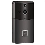 povoljno -Factory OEM Wireless 2.4GHz Ugrađeni iz Sabora Ne Hands-free 1280*720 Pixel One to One video doorphone