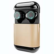 זול -bestsin S7 באוזן / EARBUD Blootooth / Bluetooth 4.2 אוזניות אוזניות מעטפת פלסטיק טלפון נייד אֹזְנִיָה מגניב / סטריאו / עם מיקרופון אוזניות