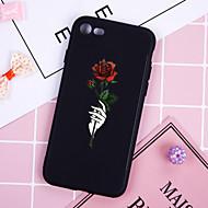 Pouzdro Uyumluluk Apple iPhone XR / iPhone XS Max Temalı Arka Kapak Çiçek Yumuşak TPU için iPhone XS / iPhone XR / iPhone XS Max
