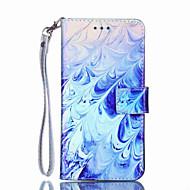 Недорогие Чехлы и кейсы для Galaxy S8-Кейс для Назначение SSamsung Galaxy S9 Plus / S8 Кошелек / Бумажник для карт / Защита от удара Чехол Перья Твердый Кожа PU для S9 / S9 Plus / S8 Plus
