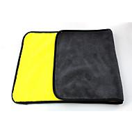 رخيصةأون -1 قطعة ميكرو فيبر منشفة ستوكات خدش مجاني تدليك 30*60 cm