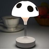 Χαμηλού Κόστους -1pc LED νύχτα φως Ζεστό κίτρινο USB Δημιουργικό <=36 V