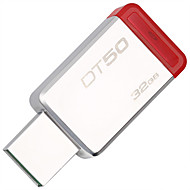baratos -Kingston 32GB unidade flash usb disco usb USB 3.1 Metal Irregular Sem Touca