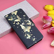 cheap -Case For Huawei P20 Pro / P20 lite Wallet / Card Holder / with Stand Full Body Cases Flower Hard PU Leather for Huawei P20 / Huawei P20 Pro / Huawei P20 lite
