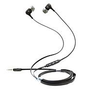 저렴한 -LITBest 귀에 유선 헤드폰 이어폰 알루미늄 합금 7005 / 알루미늄 합금 / 실리카 젤 모바일폰 이어폰 스테레오 / 마이크 포함 / 볼륨 컨트롤 헤드폰