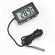 cheap -Aquarium Thermometer Electronic / Electric W Battery V Plastic