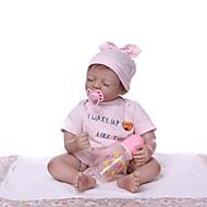 ราคาถูก -NPKCOLLECTION Reborn Dolls เด็กผู้หญิง 22 inch ไวนิล - เหมือนจริง ของขวัญ ทำด้วยมือ เด็ก ทุกเพศ Toy ของขวัญ