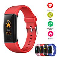 お買い得  -Indear MK05 女性 スマートブレスレット Android iOS ブルートゥース Smart スポーツ 防水 心拍計 血圧測定 歩数計 着信通知 アクティビティトラッカー 睡眠サイクル計測器 座りがちなリマインダー / 目覚まし時計