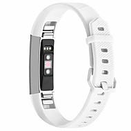 ieftine -Uita-Band pentru Fitbit Alta HR / Fitbit Ace / Fitbit Alta Fitbit Banderola Sport Silicon Curea de Încheietură