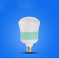 cheap -15 W LED Globe Bulbs 710-810 lm E26 / E27 14 LED Beads Cold White 220-240 V, 1pc