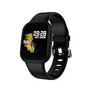 levne -Indear X2 Inteligentní hodinky Android iOS Bluetooth Smart Sportovní Voděodolné Monitor pulsu Měření krevního tlaku Krokoměr Záznamník hovorů Sledování aktivity Měřič spánku sedavé Připomenutí