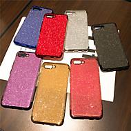 Etui Til Huawei Huawei Honor 8X / Honor 9 Belægning / Glitterskin Bagcover Transparent / Glitterskin Blødt TPU for Huawei Honor 10 / Ære V20 / Honor 9