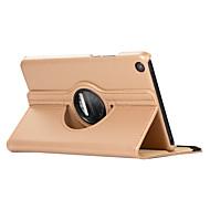 お買い得  -ケース 用途 Xiaomi Xiaomi Tab 4 360°ローテーション / 耐衝撃 / スタンド付き フルボディーケース ソリッド ハード PUレザー