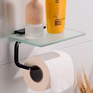 preiswerte -WC-Rollenhalter Kreativ Fun & Whimsical Aluminium 1pc - Bad / Hotelbad Wandmontage