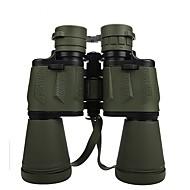 billige -20 X 50 mm Kikkerter Objektiver Zoom Multi-resistent belegg Flerbelagt BAK4 Dagligdags Brug Spectralite Gummi