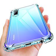 Carcasă Pro Huawei Huawei P30 / Huawei P30 Pro Nárazuvzdorné / Průhledné Celý kryt Jednobarevné Měkké TPU pro Huawei P20 / Huawei P20 Pro / Huawei P20 lite