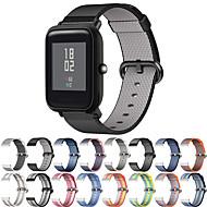 billige -Klokkerem til Huami Amazfit Bip Younth Watch Xiaomi Sportsrem Stoff / Nylon Håndleddsrem