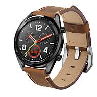 Pogledajte Band za Huawei Watch GT Huawei Moderna kopča Prava koža Traka za ruku