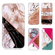 tanie -etui na Apple seria marmurkowe etui na telefony komórkowe dla iphone6 / 6plus / 6s / 6s plus / 7 / 7plus / 8 / 8plus / x / xs / xr / xs max