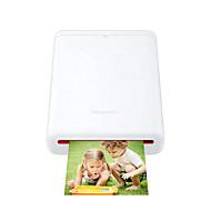 abordables -Original huawei ar impresora 300 ppp portátil mini bolsillo bluetooth 4.1 foto impresora móvil con bricolaje compartir 500 mah
