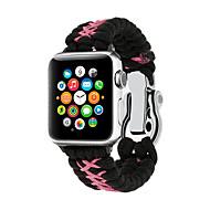 Watch Band varten Apple Watch Series 4/3/2/1 Apple Urheiluhihna Nylon Rannehihna