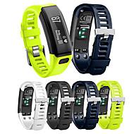 צפו בנד ל Vivosmart HR Garmin רצועת ספורט סיליקוןריצה רצועת יד לספורט